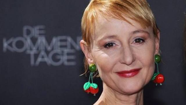 Susanne Lothar auf einer Aufnahme aus dem Jahr 2010