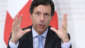 Verlässt das Bakom Ende Januar 2020: Direktor Philipp Metzger.
