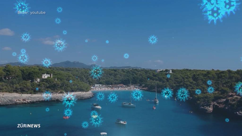 Mit dem Virus im Gepäck zurück in die Schweiz: Urlauber schleppen Corona nach Hause
