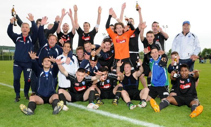Cupsieger 2012: FC Olten