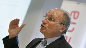 Der Präsident des Stiftungsrates Pro Helvetia, Mario Annoni. (Archiv)