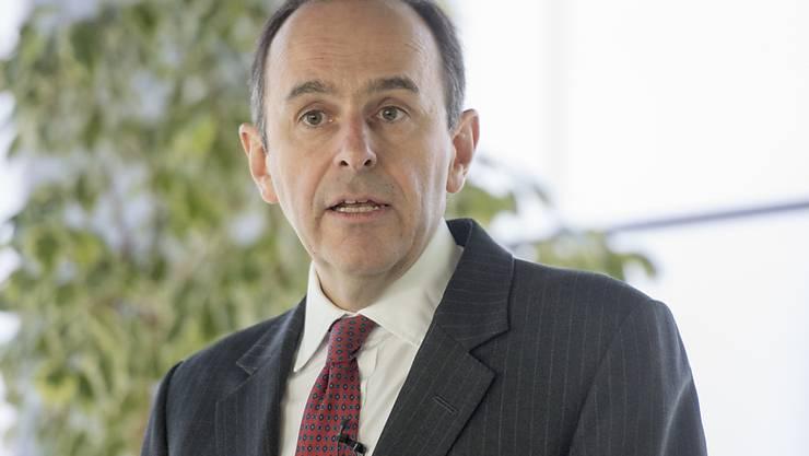 Die Mitglieder des Verbandes Schweizer Medien (VSM) haben Pietro Supino, Verleger und Verwaltungsratspräsident der Tamedia, per Akklamation zum neuen VSM-Präsidenten gewählt. (Archivbild)