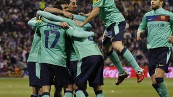 Barcelona ist nicht zu stoppen