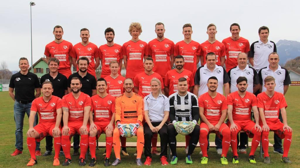 Der FC Montlingen trifft im August auf den FC Basel.