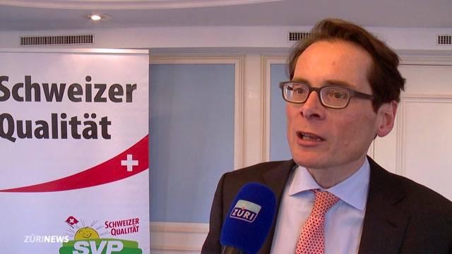 Roger Köppel kandidiert als Nationalrat für die SVP