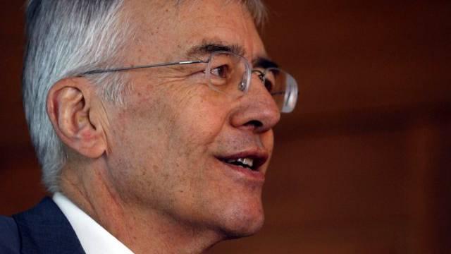 Jacob Schmidheiny auf einem Bild von 2007 (Archiv)