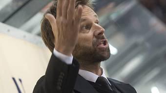 Erster Sieg für Fribourg unter Coach Gerd Zenhäusern