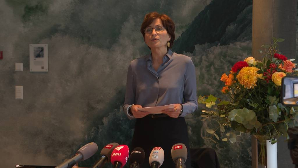 Regula Rytz will in den Bundesrat