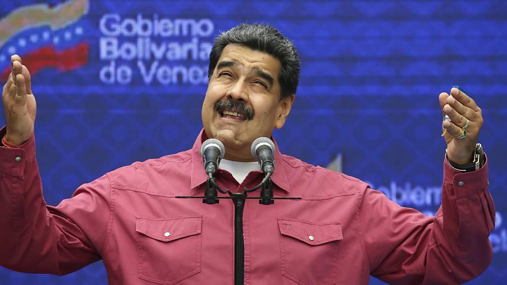 Venezuela: Maduro beansprucht Sieg für seine Sozialisten