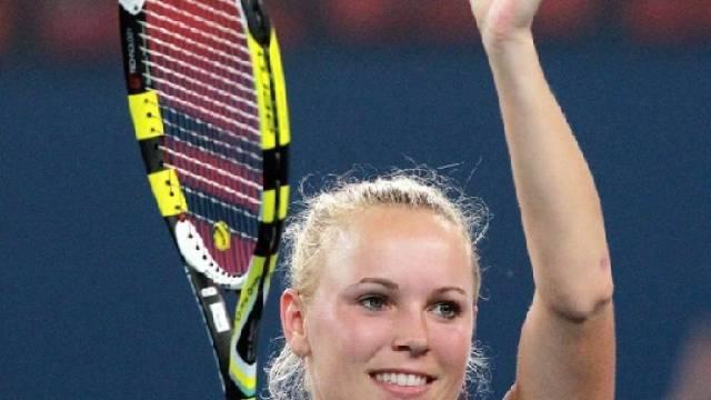 Caroline Wozniacki - die neue Nummer 1