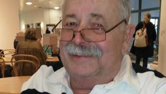 Wird vermisst: Edgar Hollinger.