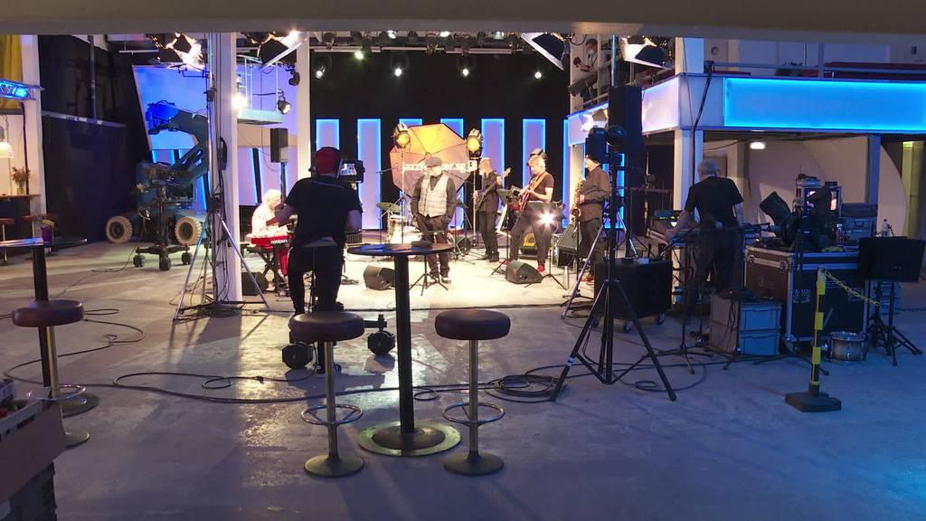 Jazzfenster: Ostschweizer Jazzbands kommen ins Fernsehen