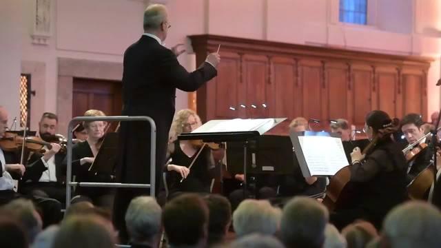 Eröffnungskonzert der Internationalen Musikwoche Grenchen mit dem London Concert Symphony Orchestra