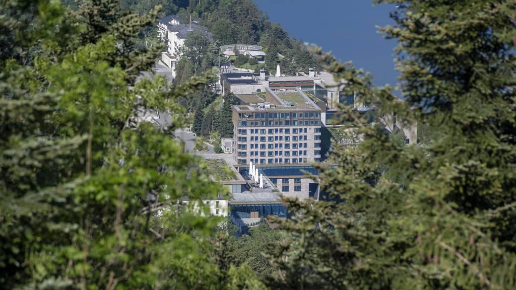 WEF im 2021 nicht in Davos – Verhandlung mit Nidwalden