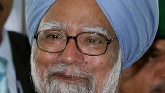 Manmohan Singh will Indiens Frauen stärken (Archiv)