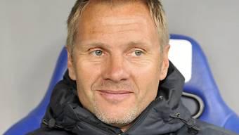 FCB-Coach Thorsten Fink darf mit Testspielresultaten zufrieden sein