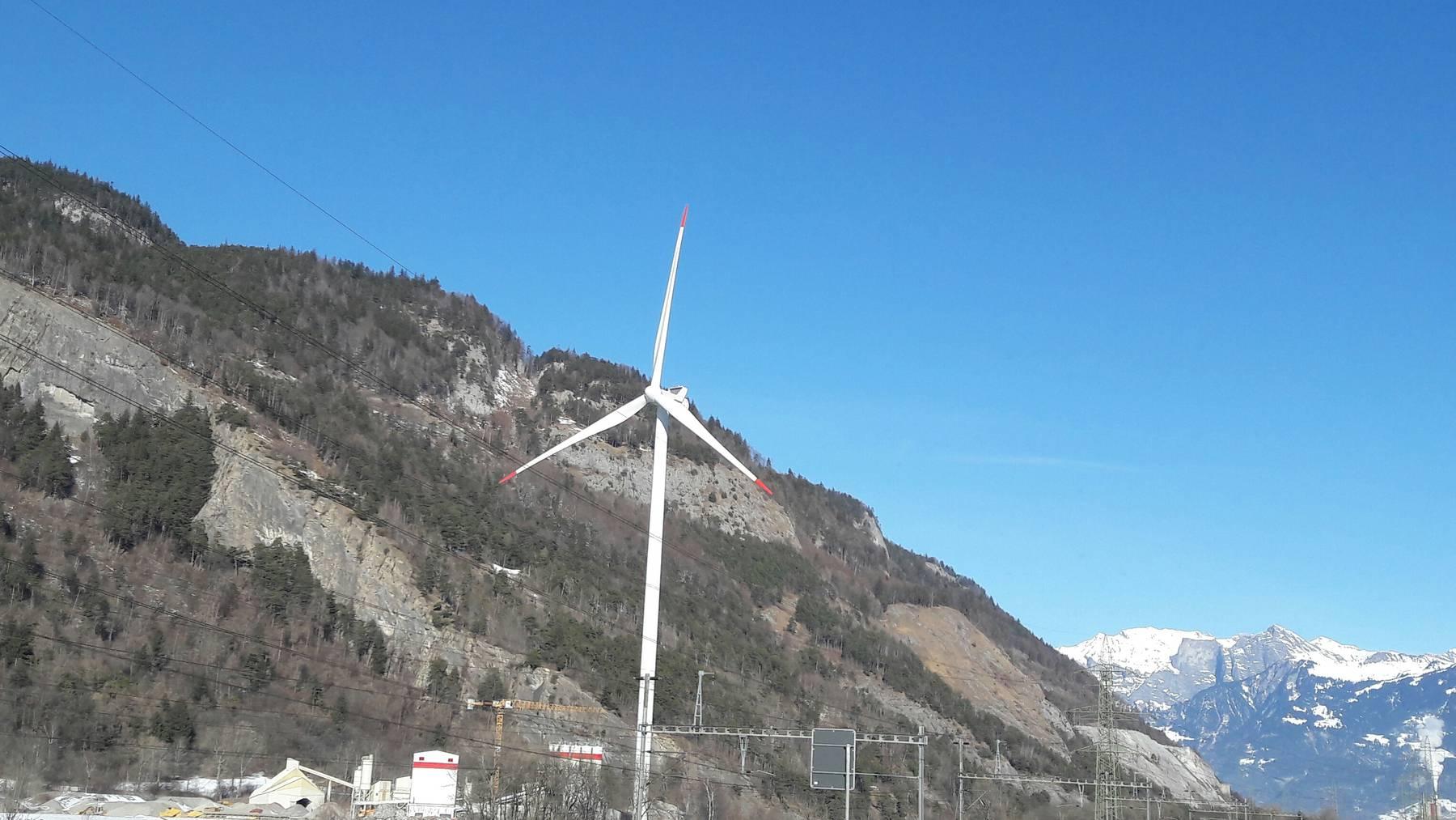 Beim Solar- und Windstrom besteht Nachholbedarf
