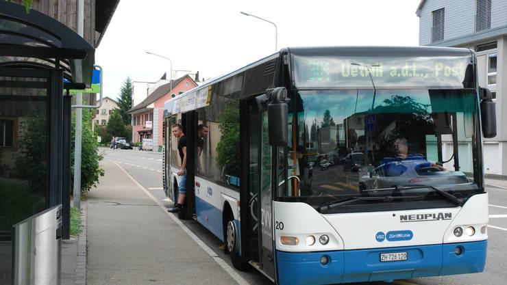 Kein Umsteigen in Geroldswil nötig - die Linie 301 wird nicht verkürzt
