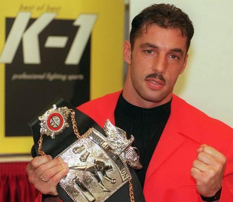 Andy Hug war einer der erfolgreichsten Schweizer Kampfsportler.