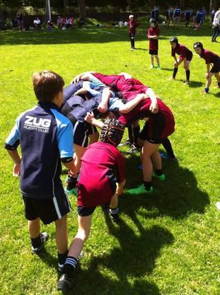 Rugby Juniorenturnier - Rugby Club Würenlos