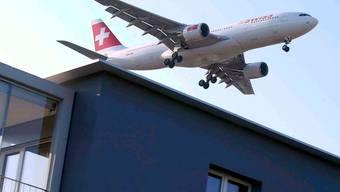 Im Fluglärmstreit zwischen Deutschland und der Schweiz ist bis jetzt keine Einigung in Sicht. (Archivbild)