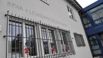 Die Spar- und Leihkasse Bucheggberg AG in Lüterswil blickt auf ein erfolgreiches erstes Halbjahr zurück. (Archiv)