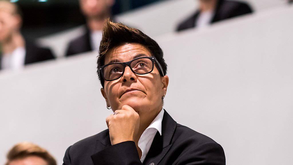 Der HC Lugano von Vicky Mantegazza hat neu einen Geschäftsführer