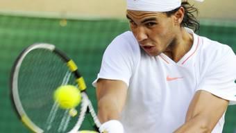 Rafael Nadal hatte gegen Mathieu keine Probleme