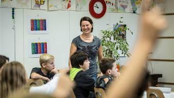 Die Schüler blicken in eine ungewisse Zukunft: Ob und wann der Lehrplan 21 eingeführt wird, ist unsicher.