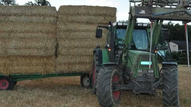 Tödlicher Traktorunfall in Unterentfelden