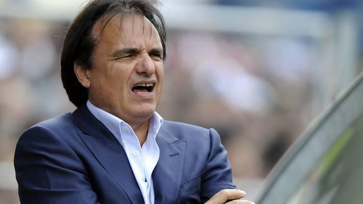 Sion-Boss Constantin feuert Nachwuchstrainer
