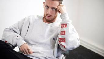 """Denkt viel über die Spannung zwischen den Polen nach: Rapper Manillio. Am Freitag erscheint sein neues Album """"Plus Minus"""". (zVg)"""