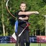 Remo Murer trat für den DTV Muhen in der Gymnastik an und ist für die offiziellen Events am Turnfest verantwortlich.