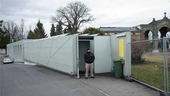 Das K+A am Dreispitz ist seit 2013 die zweite geschützte Stelle für Drogenabhängige in Basel.