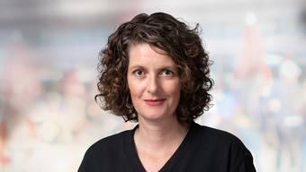 SP-Grossrätin Lelia Hunziker.