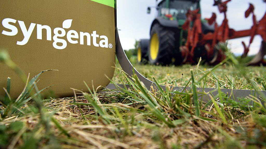 Syngenta-Besitzer ChemChina angeblich vor Megafusion