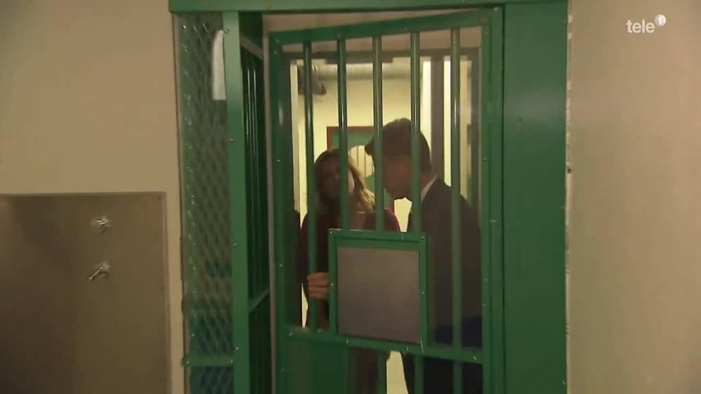 im Gefängnis - Teil 1