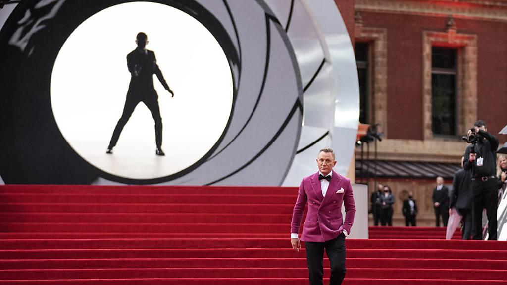 Sternen-Ehre für Daniel Craig auf Hollywoods «Walk of Fame»