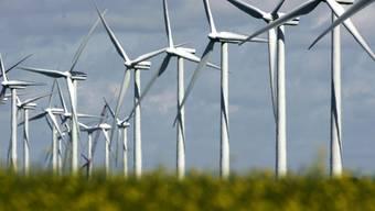 Strom aus Windkraft ist in Deutschland auf dem Vormarsch
