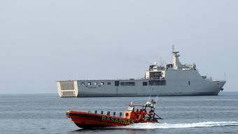 Bergungsmannschaften haben laut eines Medienberichts die Flugdatenschreiber des verunglückten Lion-Air-Flugzeugs vor der Küste Indonesiens geborgen. (Symbolbild)