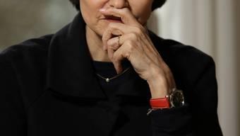 Bundesrätin Micheline Calmy-Rey macht sich keine Freundinnen.