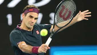 Roger Federer. Vorzeigeschweizer und Halb-Südafrikaner.