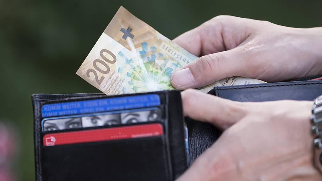 Kantone schliessen trotz Corona weit besser ab als budgetiert