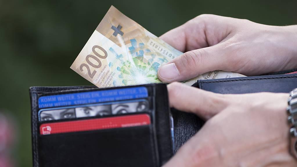 Die meisten Kantone haben das Jahr 2020 besser abgeschlossen als budgetiert. (Symbolbild)