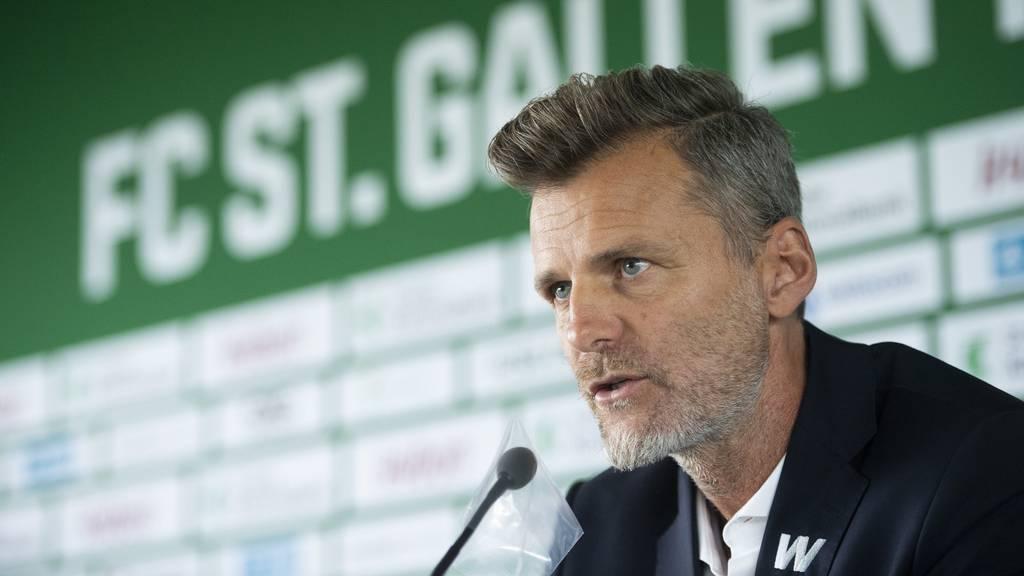 Alain Sutter: «Wir wollen jedes Spiel gewinnen»