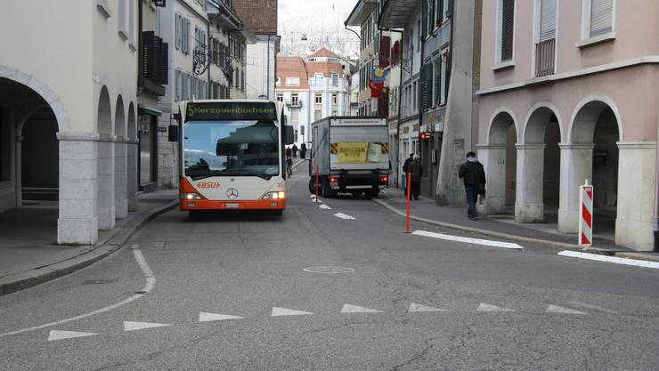 Gefahrenherd Vorstadt Solothurn?