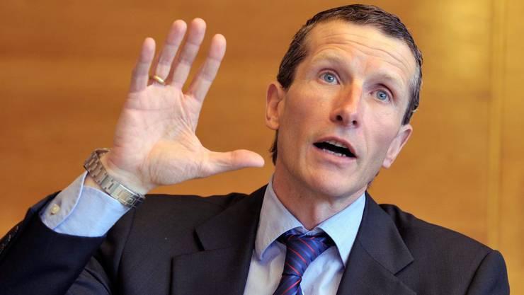 Marc-André Giger wird Leiter ad interim der Baselbieter Wirtschaftsoffensive.