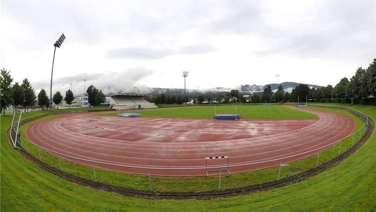 Bei der Sportanlage Kleinholz (im Bild das Leichtathletikstadion) ist der Kostendeckungsgrad am tiefsten und betrug in den Jahren 2010 bis 2014 nur 5 Prozent.