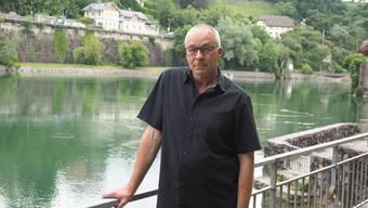 Martin Willi prägt das kulturelle Leben in Laufenburg stark mit. Nun erscheint sein zweiter Krimi.