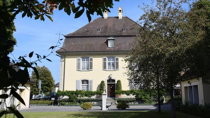 Das Stadthaus in Brugg – jetzt darf mit Schinznach-Bad geheiratet werden.